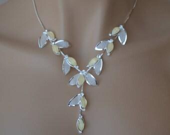 Rhinestone Jewelry Set, Crystal Wedding Necklace Set, bridal jewelry set, wedding jewelry set,