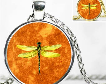 Outlander Jewelry Dragonfly Amber Outlander Pendant Outlander Obsess Claire Fraser Sassenach Outlander Gifts Gold Dragonfly Silver Dragonfly