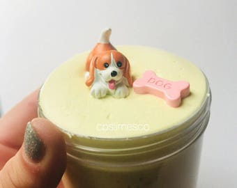 Puppy Butter Slime