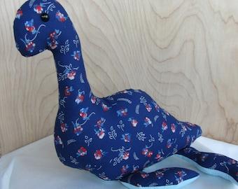 Blossom the Nessie