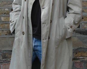 1940s U.S military trench coat,WW2