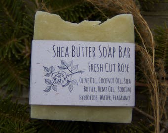 Shea Butter Soap Bar