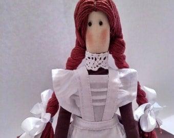 Doll school girl Tilda