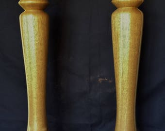 Idigbo Table Lamps ( Pair )