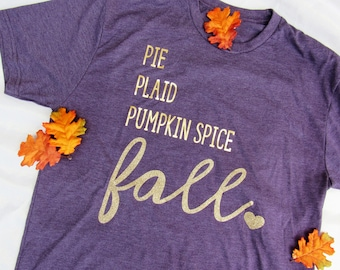 Tis the Season Fall Comfy Tee