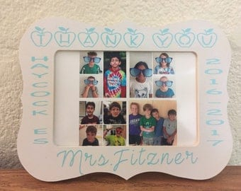 Personalized THANK YOU Picture Frame