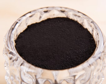Elite Shungite Powder Raw 100 gr Schungit Natural For Mineralisation Activation Purification Cleanser Nature's filter