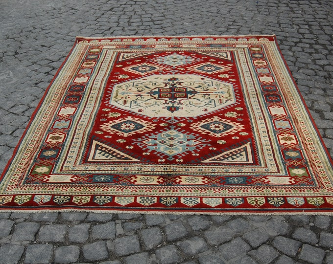 FREE SHIPPING! oriantel area rug, 5X7 area rug,red area rug,rugs online,area rug for sale,affordable area rugs, room size rugs,turkey carpet