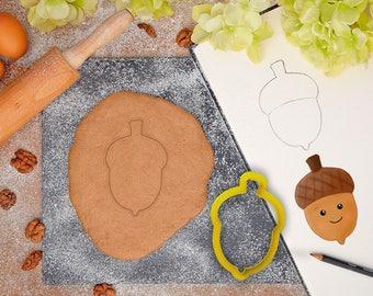 Thanksgiving Acorn - Cookie Cutter
