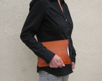 Leather iPad mini sleeve, iPad mini cover