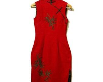 Bashing Bamboo Dress - 90's
