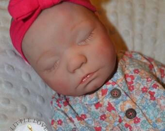 Reborn Baby Doll - Ready to ship! - Lifelike newborn doll - Reborn baby girl