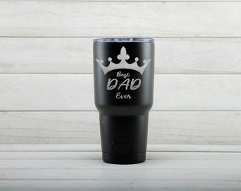 Yeti Tumblers For Dad Engraved  Yeti For Father's Day Gift Yeti 30oz Tumbler Yeti 20oz Tumbler Gift For Him