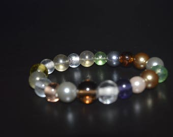 Lightly Colored Bracelet