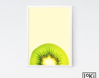 Fruit Print, Fruit Print Set, Kitchen Print Set, Fruit Kitchen Print, Fruit Kitchen Poster, Fruit Print, Fruit Poster Art, Fruit Wall Print