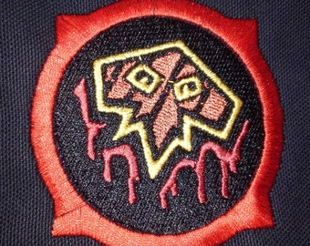 World of Warcraft Embroidered Shaman Patch