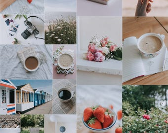 24 High Quality Blog Stock Images - Summertime Collection