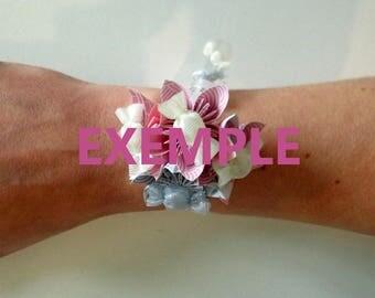 Bridesmaid bracelet / best man