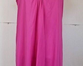 Vintage Vanity Fair Purple Gown Small