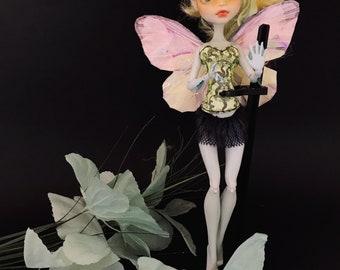 OOAK Monster High Doll Repaint—May (Lagoona Blue Repaint)