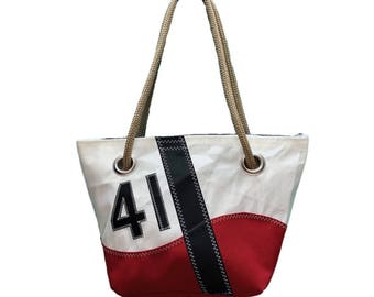 Bag DUO 411 recycled boat sail