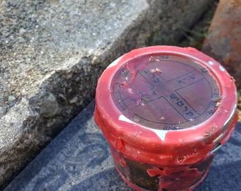 Law Look Away Spell Jar