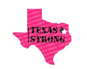 Texas Strong #1