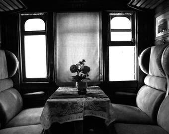 Train Car | Photo print