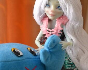 SOLD - Naommari Monster High OOAK