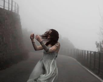 Artistic photography fine art print-darkness-Greta Larosa