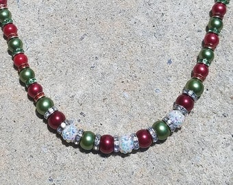 Christmas Fashion Necklace