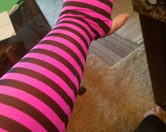 Punk Rave Cosplay Gloves/Arm Warmers