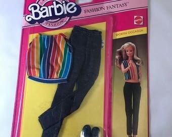 Geniune Barbie Fashion Fantasy Outfit by Mattel