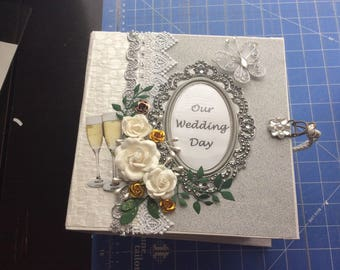 Wedding Album handmade