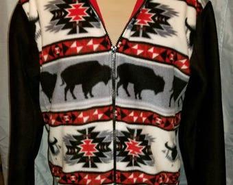 Fleece Jacket size M