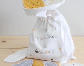 Kisses bag sold separately