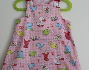 Cute little dress T 12/18 months