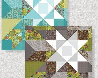 Starlet pattern by Robin Pickens