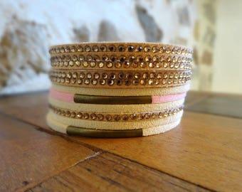 MULTISTRAND Cuff Bracelet