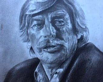 Portrait of Jean Ferrat
