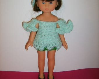 All crochet for doll paola reina and corolle darlings