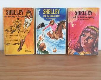 Set of 3 Pony Books