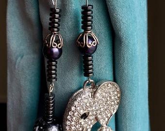 The Moulin Rouge Elephant Earrings