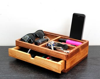 Desktop storage Etsy