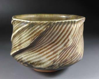 Wood Fired Tea Bowl