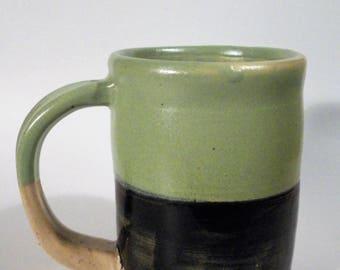 Blue Glaze Mug