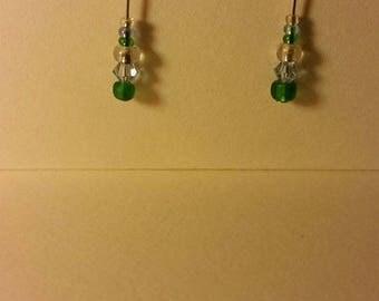 Tiny Drop earrings