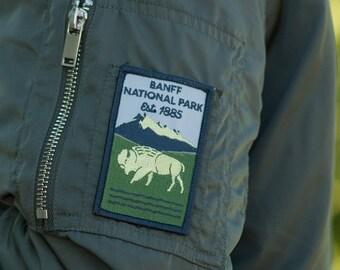 Banff National Park Patch