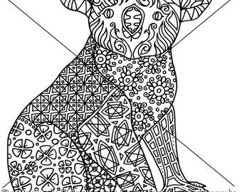 Mickey Mouse Bookmarks To Color Zentangle Coloring Page