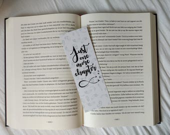 Bookmark ' One more Chapter '